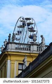 Medieval Orangerie Baroque Castle in Kassel