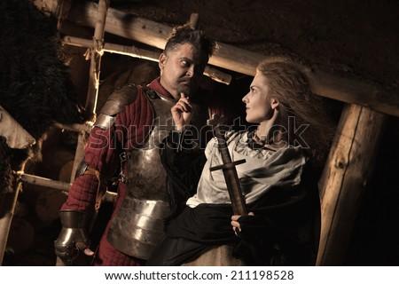 medieval peasant woman