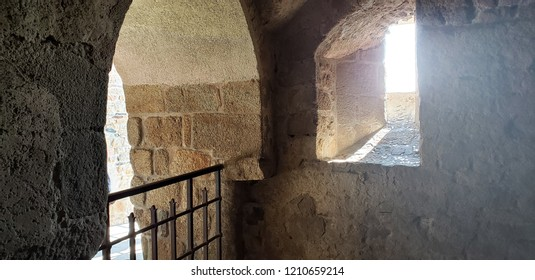 Medieval religious fortress