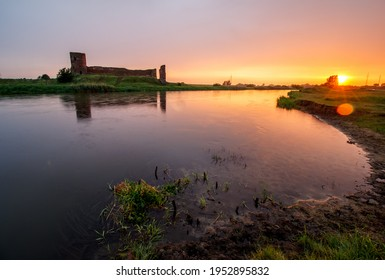 Medieval royal castle in City of Kolo - Poland - Shutterstock ID 1952895832