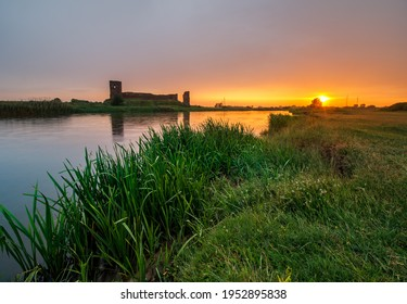 Medieval royal castle in City of Kolo - Poland - Shutterstock ID 1952895838
