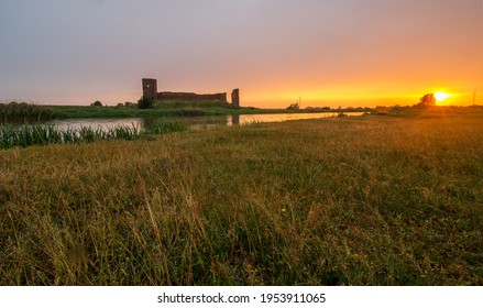 Medieval royal castle in City of Kolo - Poland - Shutterstock ID 1953911065
