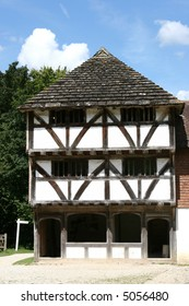 A medieval shop from Horsham,Sussex England