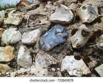 Medieval stonework