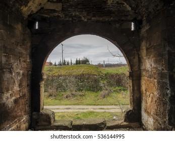 Medieval Turkish Fetislam fortress in Kladovo. Serbia