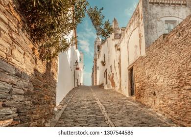 Medieval Village Monsaraz in Alentejo Portugal Travel Europe