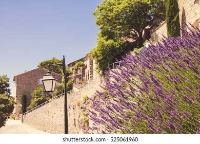 Medieval Village in Provence, Southern France