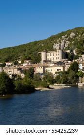 Medieval Village of Vogue, Rhone-Alpes, France