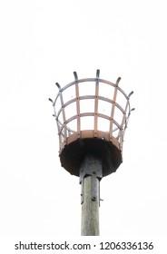 Medievil Turch Basket