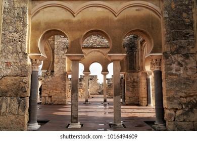 Medina Azahara, Cordoba, Spain, Andalucia