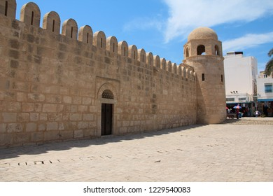 Medina - old stronghold in Sousse, Tunisia