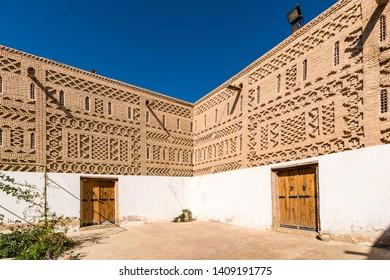 Medina quarter in Tozeur, Tunisia