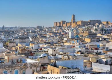 Medina in Sousse, Tunisia, Africa