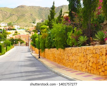 mediterranean alicante nature jardin icons spain