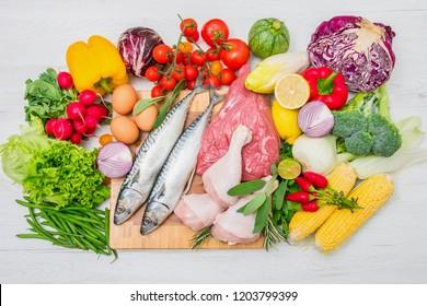 Mediterranean Diet Images, Stock Photos & Vectors | Shutterstock