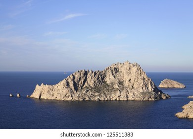 mediterranean island