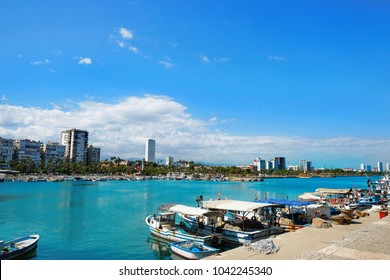 Mediterranean and Mersin City