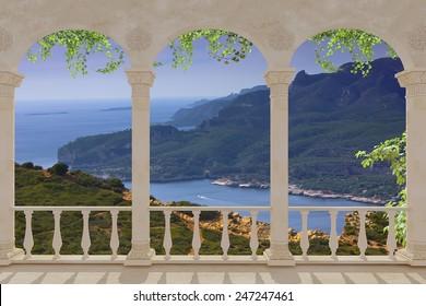 Mediterranean sea ,France, Europe