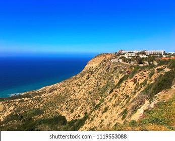 Mediterranean Sea, Oran, Algeria.