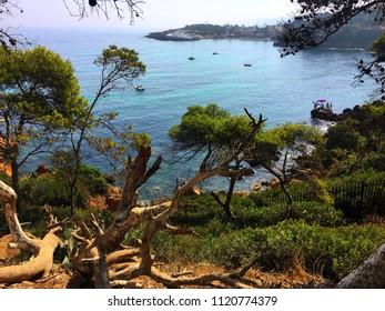 Mediterranean Sea, Tipaza, Algeria.