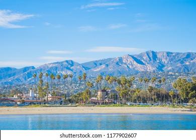 Mediterranean style of Santa Barbara