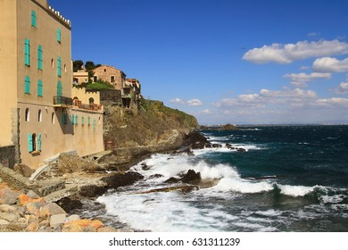 Mediterranean village in the South of France / Village of the South of France