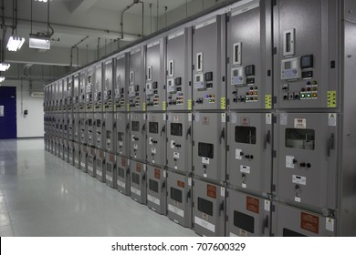 Medium Voltage Switchgear supply in-house load in power plant