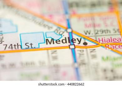 Medley. Florida. USA