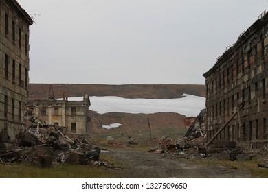 Medvezhiy village near Norilsk