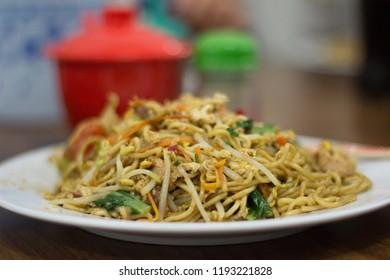 Mee Goreng Fried Noodles