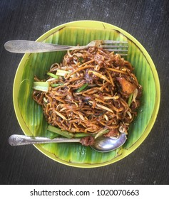 Mee goreng mamak, one of the famous fried noodle in Malaysia
