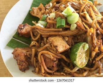Mee goreng mamak, popular Malaysian food.