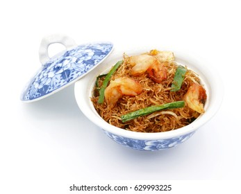 Mee Krop / Sweet & Sour Crispy Noodles traditional recipe / Crispy fried noodles traditional recipe