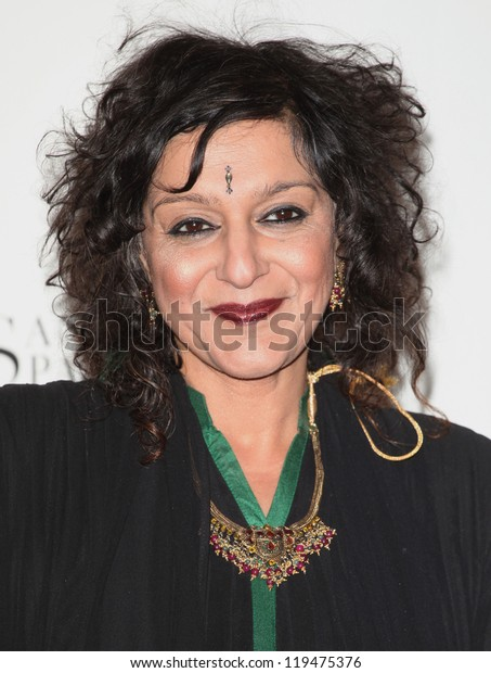 Meera Syal arriving for the Daily Mail Inspirational Women of the Year Awards in support of Wellbeing of Women held at the Marriott Hotel, London. 12/11/2012 Picture by: Alexandra Glen