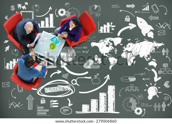 Incredible Meeting Brainstorm Round Table Ideas Communication Stock Interior Design Ideas Ghosoteloinfo