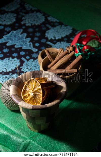 meeting of new year mood 2018 craft handcraft