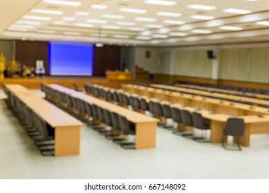 meeting room Blur background