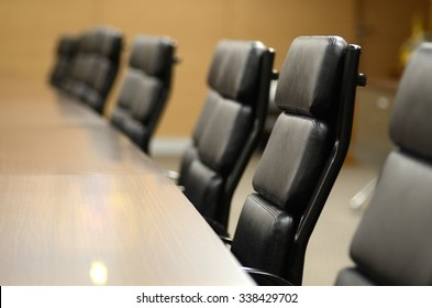 Meeting room for business concept and design