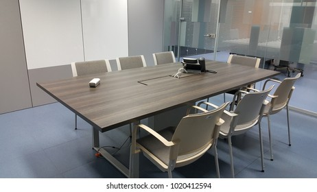meeting room environment
