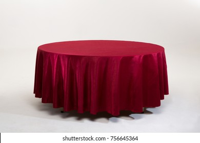 meeting room table clothes, colorful silk table clothes and seats