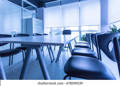 Meeting room,Modern office, simple style