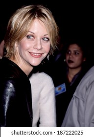 Meg Ryan at the New York premiere of YOU'VE GOT MAIL, December 10, 1998