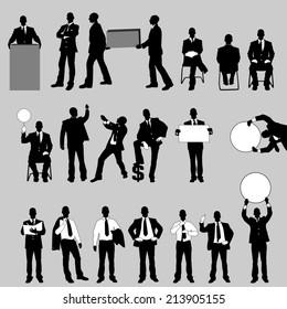 MEGA COLLECTION OF TWENTY BUSINESS MAN 2