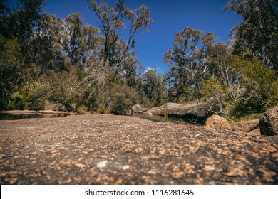 Megalong Valley Creek Bed, Blue Mountains, NSW, Australia