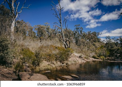 Megalong Valley Creek Bed, New South Wales, Australia