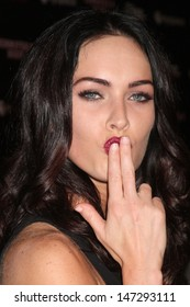 "Megan Fox  arriving at the  Jennifers Body"" Comic-Con Party in the Kin Lounge at the  Manchester Grand Hyatt Hotel in San Diego, CA, United States  on July 23, 2009"