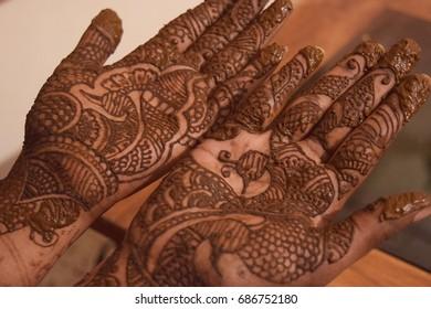 Mehendi - Indian Wedding