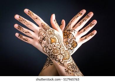Mehndi Hands Powerpoint : Mehendi hands images stock photos vectors shutterstock