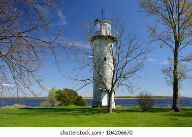 Mehikoorma lighthouse, Meeksi parish, Tartu region, Eesti