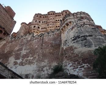 Mehrangarh Fort in Jodhpur - Rajasthan - Incredible India